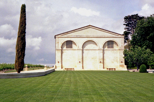 Château Mouton Rothschild in France